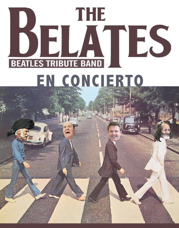 Concierto de THE BELATES
