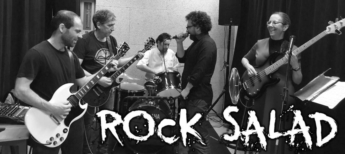 Rock Salad concierto irun