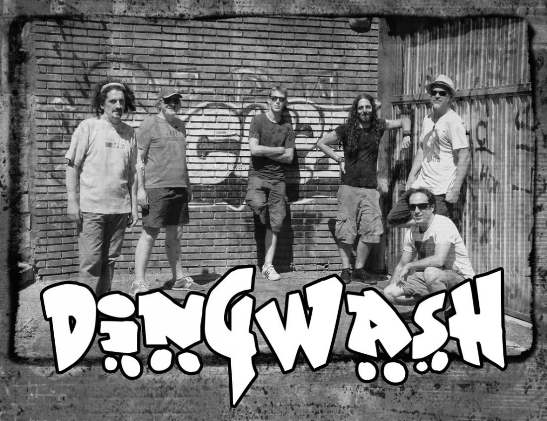 DINGWASH en concierto