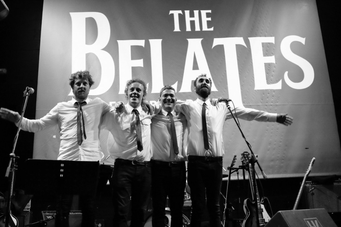 the belates en concierto