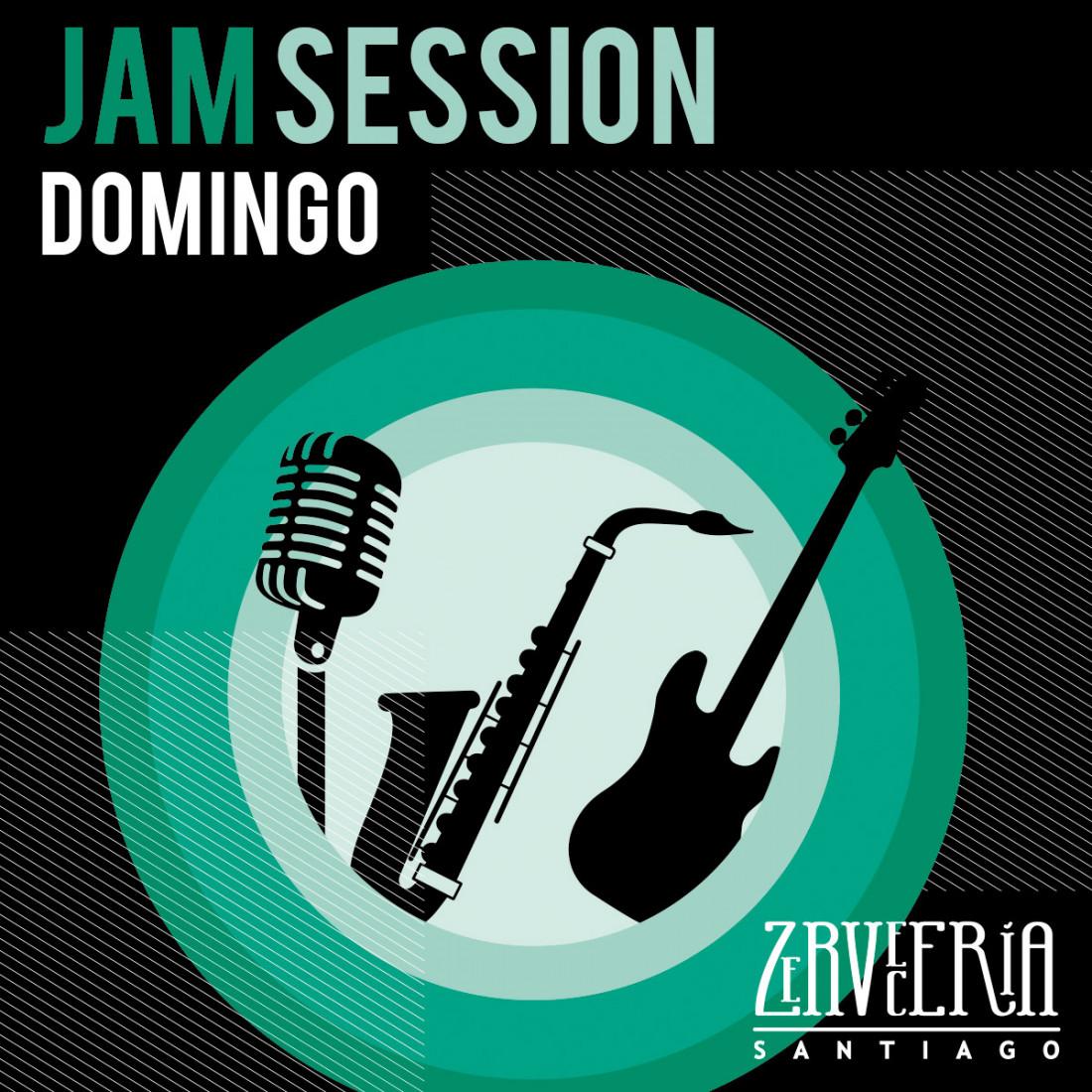 Jam Session en Zerveceria Santiago