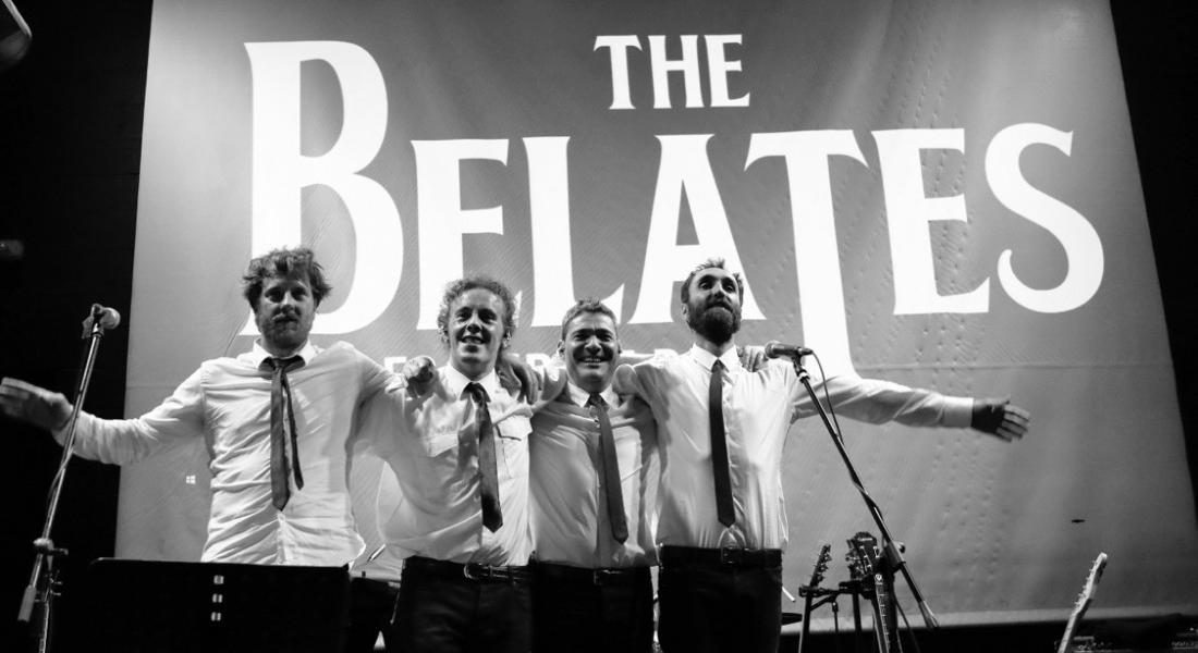 the belates en concierto