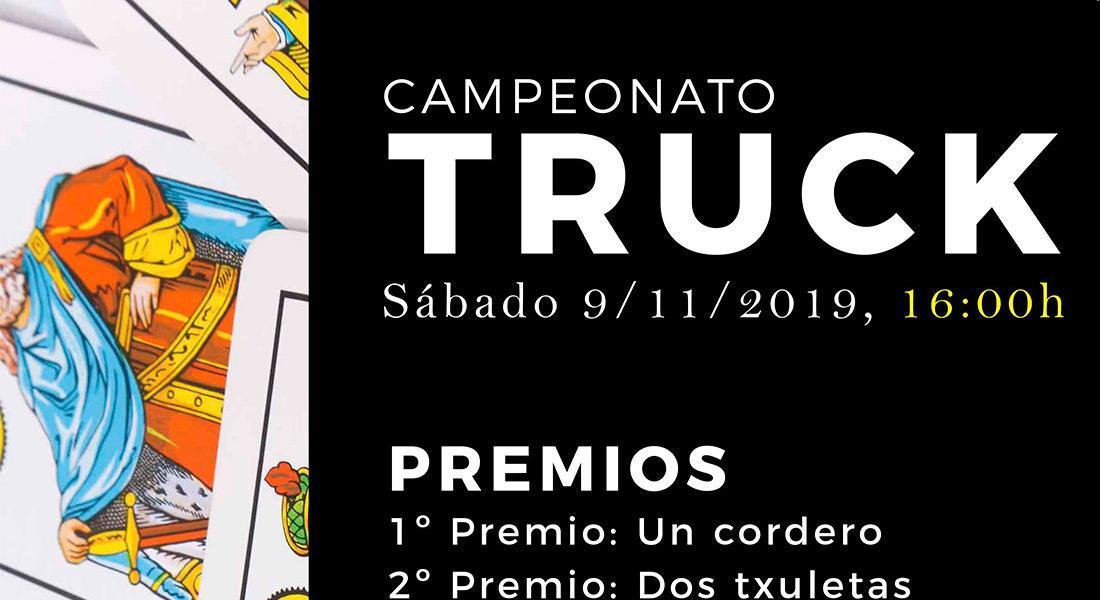 Campeonato de Truck Irun