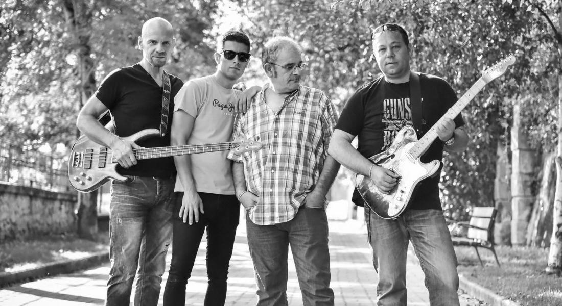 Grupo de música Versos Perdidos